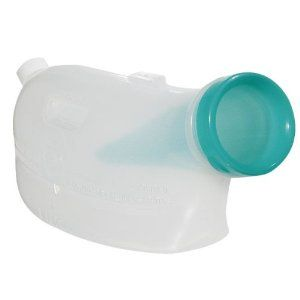 SpillProof URSEC Urinal for Men by Providence Spillproof. $49.95. THE URSEC is the first urinal that has an innovative anti-reflux system and will not spill its contents, even if rolled completely over. The URSEC incorporates the best features of traditional urinals and solves the problem of accidental spills. Made from sturdy plastic the URSEC has a wide stable base making it easy to position for use. The large ergonomic handle hangs conveniently on bed rails and ...