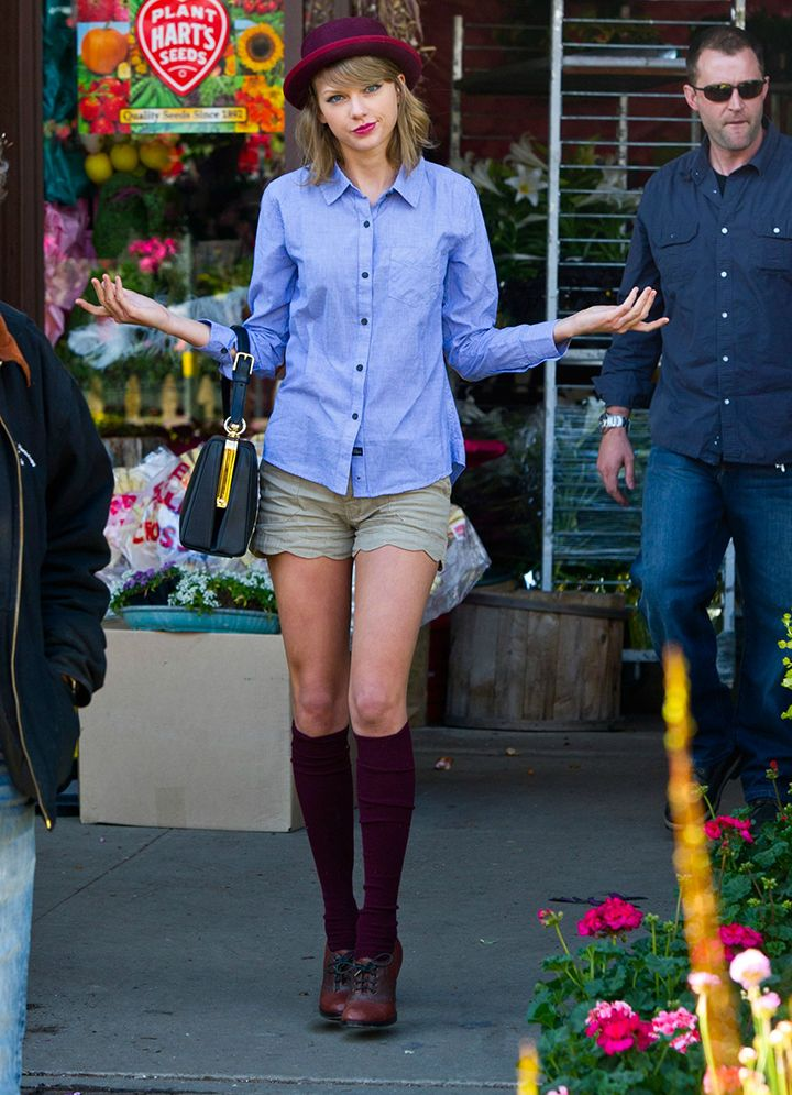 Taylor Swift's Magical Powers Revealed in New Photo