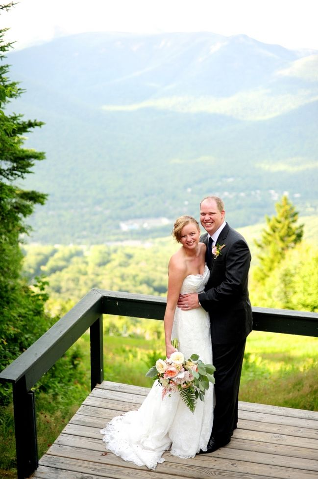 071814 loon mountain resort wedding mountain