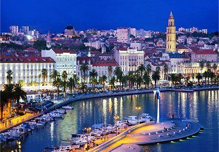 Split Croatia - Be different! Plan your #Honeymoon here!   http://willisnichetravel.com