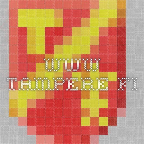 www.tampere.fi