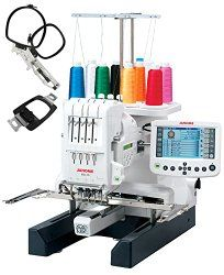 What is the best embroidery machine for a home business?