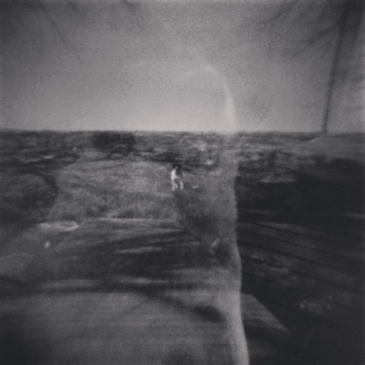 My very first Holga 120mm film prints! I shot, processed the film, and printed them in the darkroom for the very first time!