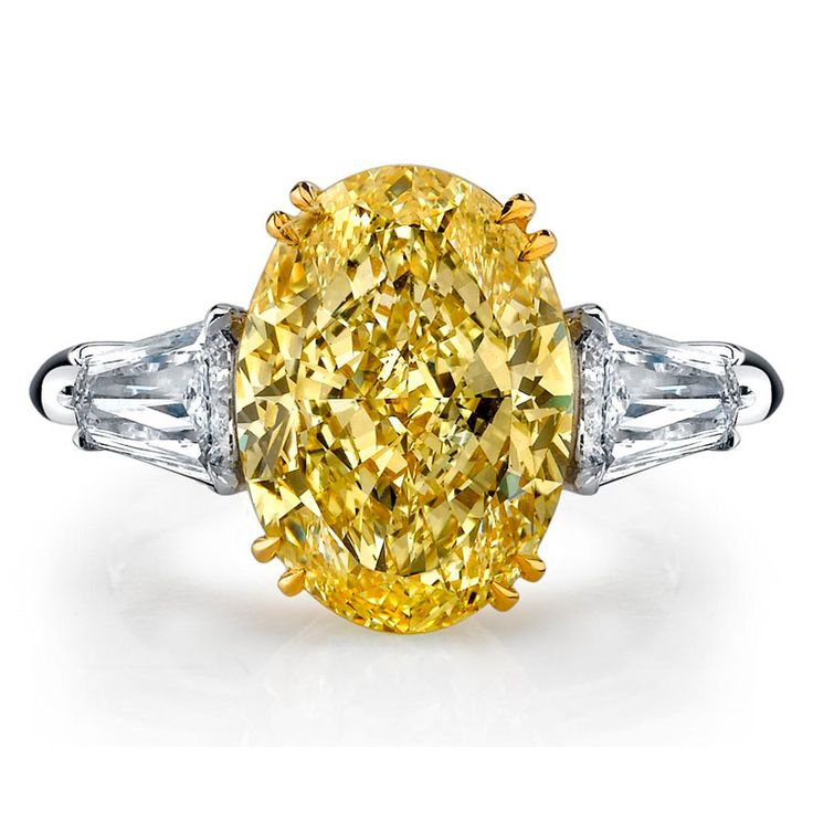 Tiffany Diamond Rings Yellow Diamond | fancy yellow oval diamond ring diamond rings sku jsm042 call for ...