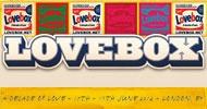 Lovebox 2012 Tickets  FRI 15, SAT 16, SUN 17 JUNE 2012    LANA DEL REY JOINS LOVEBOX FESTIVAL BIRTHDAY PARTY