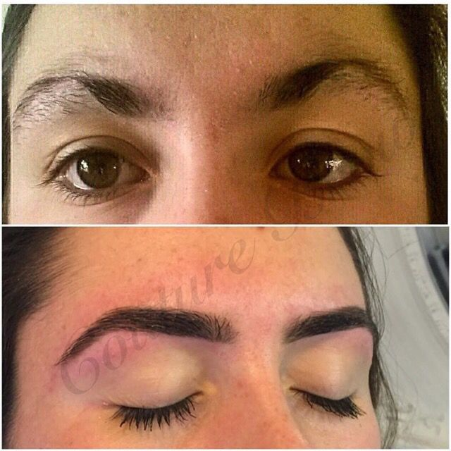 High Definition Brows Hd Brows Transformation After 4 -9884
