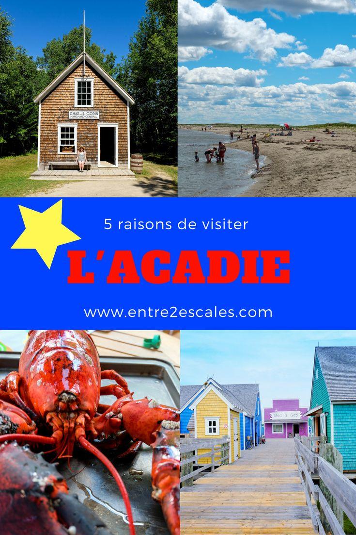 NOUVEAU-BRUNSWICK   5 raisons de découvrir la côte acadienne cet été ~ ENTRE 2 ESCALES