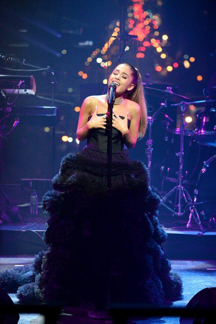 Pin for Later: Le Time Magazine Rend Hommage aux 100 Personnes les Plus Influentes du Monde Ariana Grande