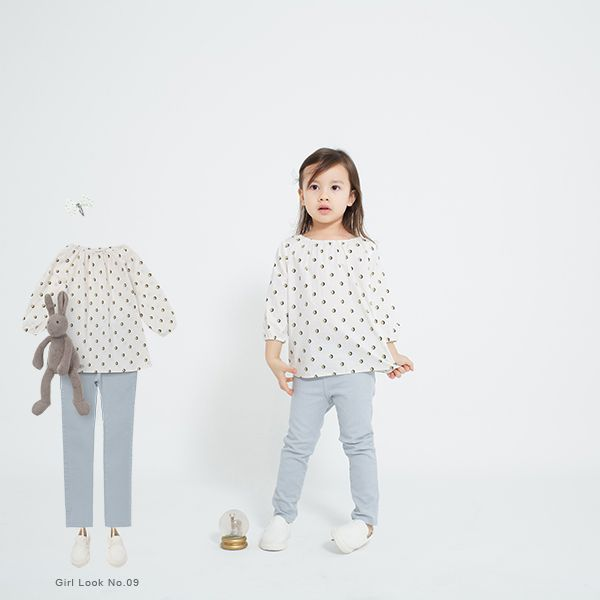 benebene 2015 spring summer lookbook - GIRL LOOKS