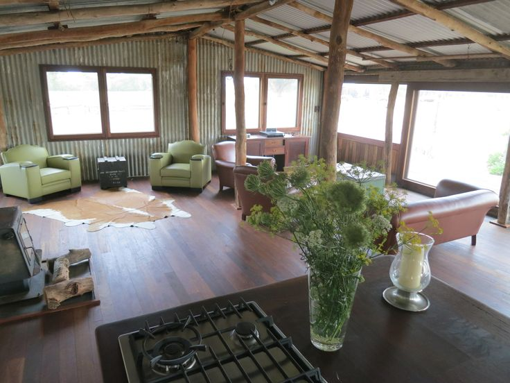 Beermullah » Shearing shed accommodation