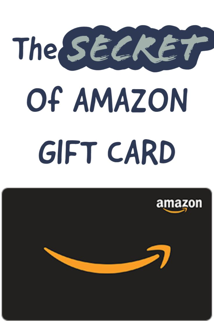 The Secret Of Amazon Gift Card Kids Shows Amazon Gift Cards Amazon Gifts