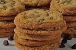 Chocolate Chip Cookies are made with butter and a combination of white and brown sugars which produces a rich and chewy cookie with caramelized edges. From Joyofbaking.com With Demo Video