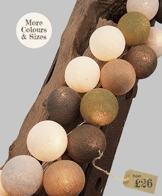 17 best images about diy cotton ball lights on pinterest. Black Bedroom Furniture Sets. Home Design Ideas