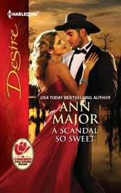 A SCANDAL SO SWEET by ANN MAJOR: Zach Torr's life changed the moment he saw Summer Wallace—and he's never forgotten the mockery she'd made of their love. The wealthy mogul has been waiting for the perfect opportunity to make his former lover pay for the old betrayal. So when she's swept into scandal, he seizes his chance. His deal is simple: Summer will be his for every weekend…until he says it's over. But the revelation of Summer's decades-old secret may change everything. #AnnMajor