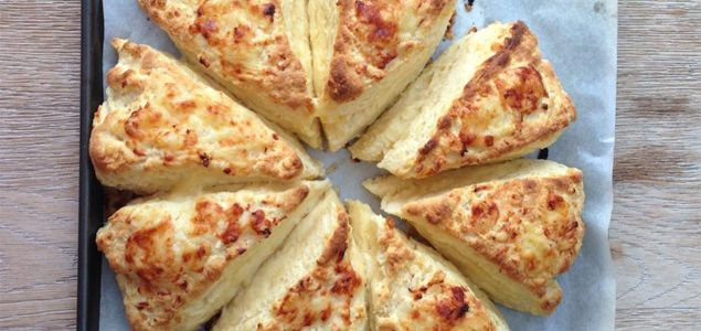 how to make cheese scones nz