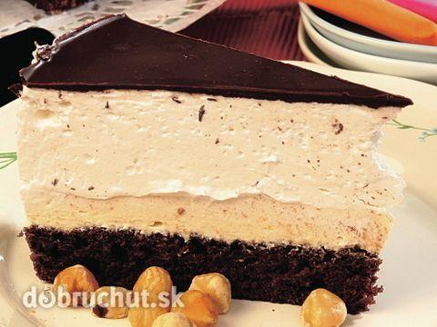Jadranská torta - Krém: Krupicový cukor, maizenu a 1 žĺtok dobre rozmiešame v mlieku a za stáleho miešania privedieme do varu. Hneď...