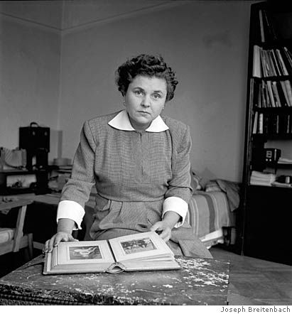 Elizabeth Bishop won the Pulitzer Prize for Poetry in 1956