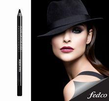 Para una mirada sensual e impactante, un delineado con lápiz. http://tienda.fedco.com.co/Catalogo/marcas/busqueda/Diego%20Dalla%20Palma