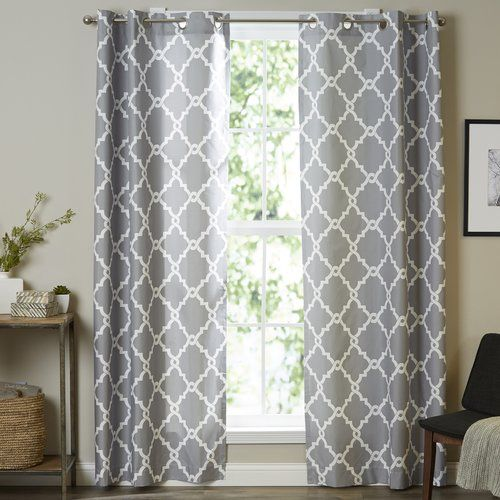 Found It At Joss U0026 Main   Merrie Trellis Grommet Curtain Panel