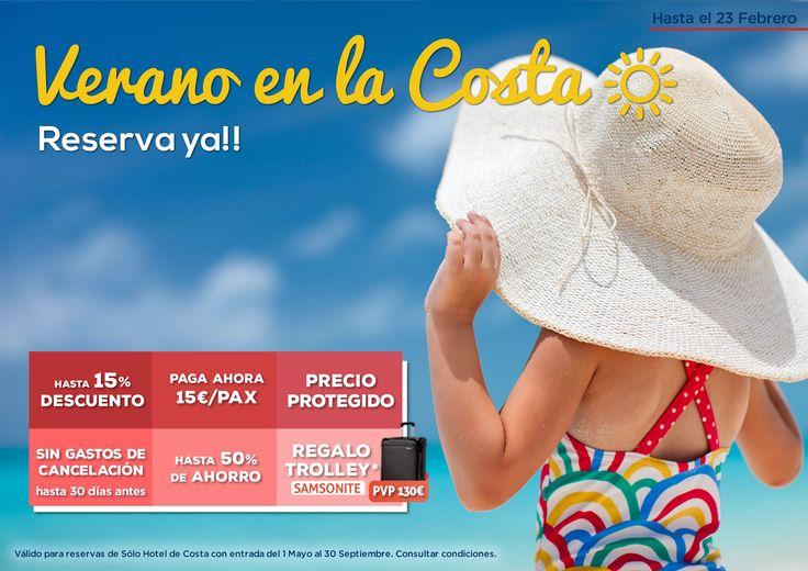 #oferta #Costas #Verano #SemanaSanta www.ofertravel.es