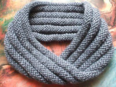 MARINOIE: knitting