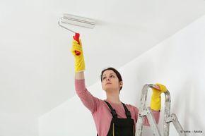 Wertvolle Tipps zum Streichen der Decke – Ilona Gonzalez