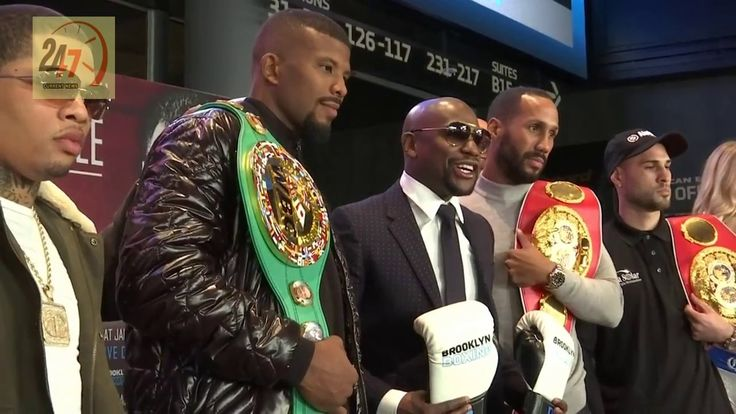 James DeGale puts on tiara given to him by Jack | James DeGale Press Conference
