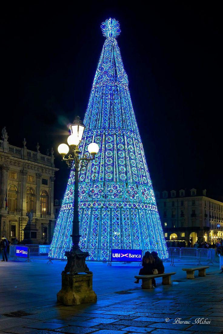 Torino Italia Natale 2016
