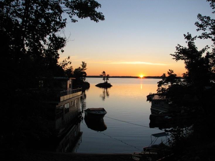 Rainy Lake, Fort Frances, Ontario