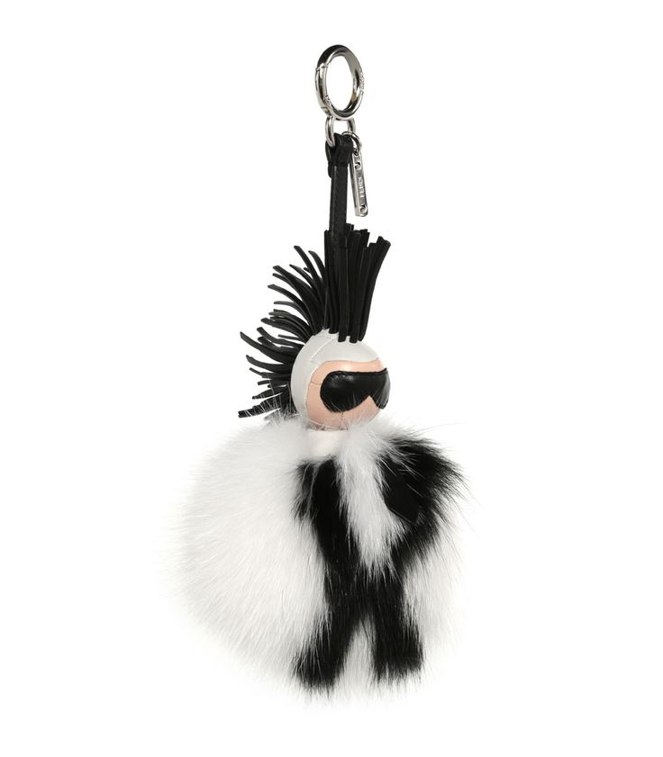 163 best images about karl lagerfeld on pinterest cara for Fendi letter keychain