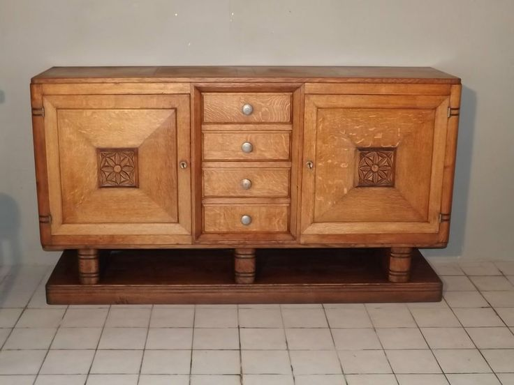 25 beste idee n over dressoir op pinterest dressoir for Art deco meubilair