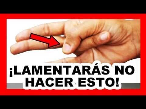 ¡MEDICOS SORPRENDIDOS! MASAJEA 45 SEGUNDOS ESTE PUNTO¡ LO QUE OCURRE TE SORPRENDERÁ! - YouTube