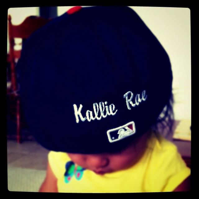 Her first fitted : )