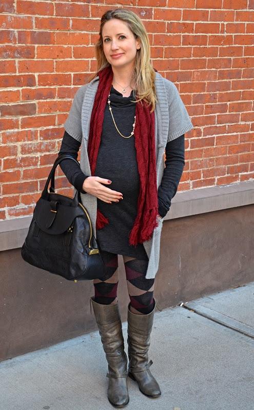 Fall Winter Maternity Style Mama To Be Style Pinterest