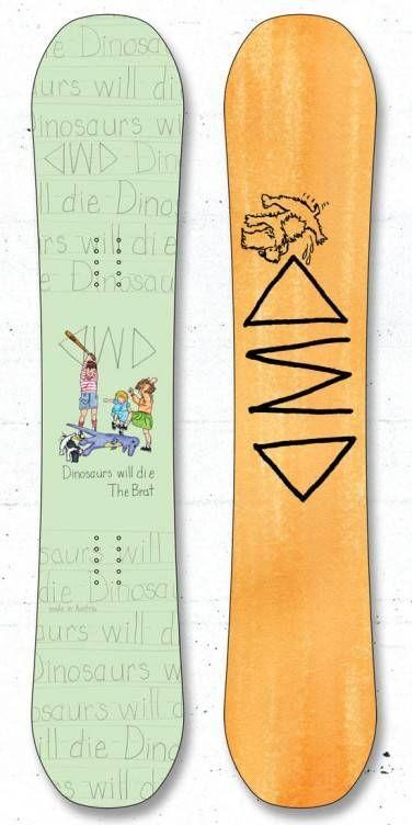 Dinosaurs Will Die Brat 143 - Empire Online Store - Skateboards, Snowboards, Street Fashion