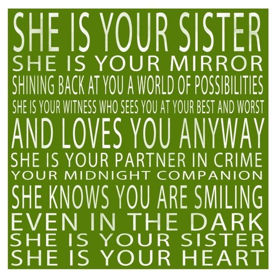 Thanks Sis! Celebrate Sisters' Day with Lovely Sisters Quotes