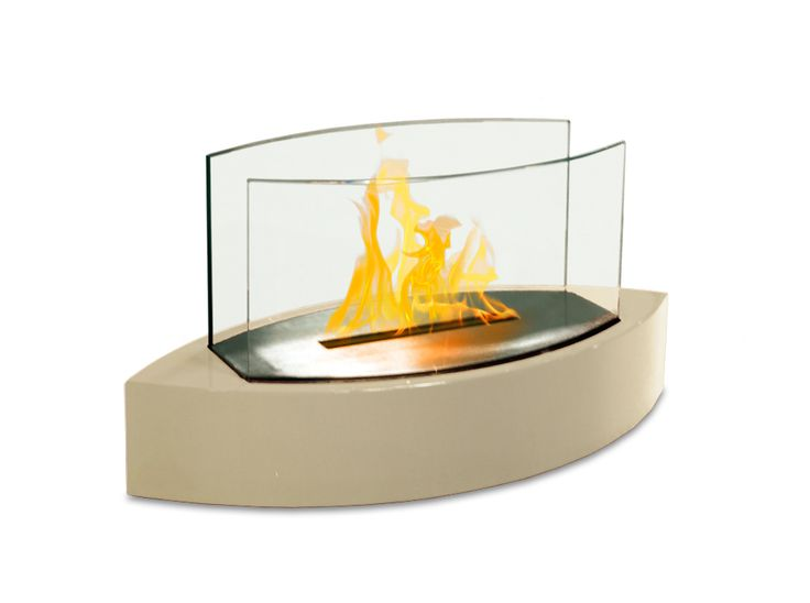 Anywhere Fireplace Lexington Bio Ethanol Tabletop Fireplace   3