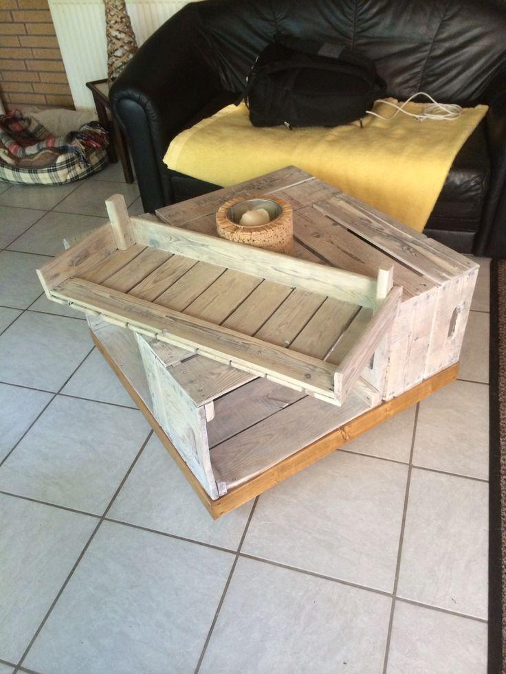 1000 ide tentang obstkisten tisch di pinterest tisch. Black Bedroom Furniture Sets. Home Design Ideas