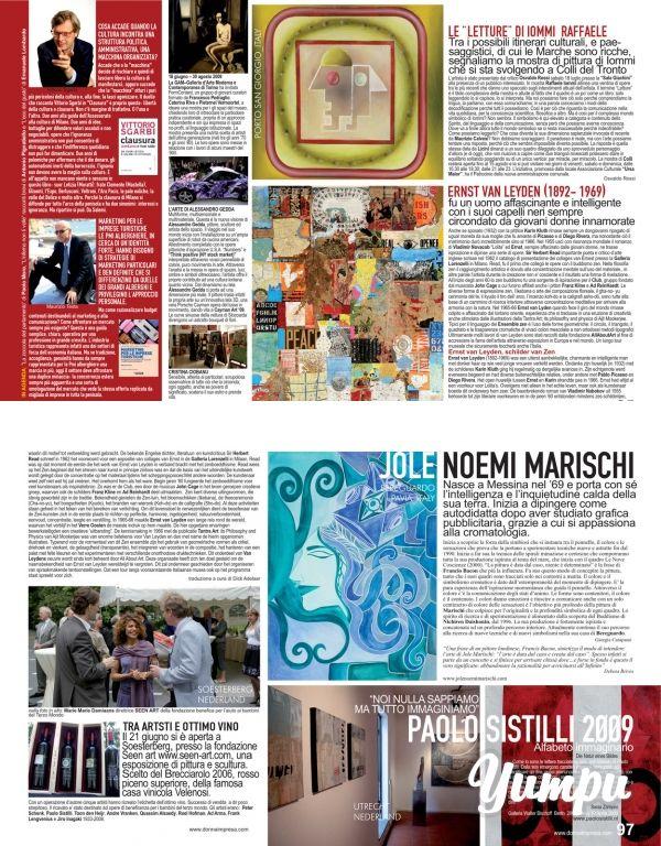 https://www.donnaimpresa.com arte e libri.cdr - Donna Impresa Magazine - Magazine with 2 pages: 06- arte e libri.cdr - Donna Impresa Magazine