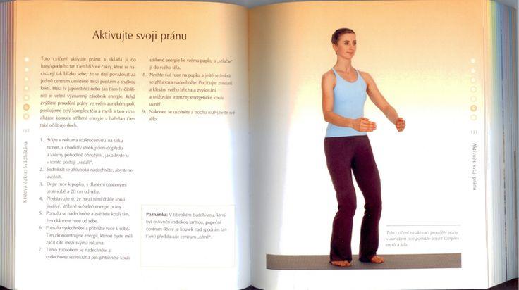 Ukázka z knihy ČAKRY OD A DO Z
