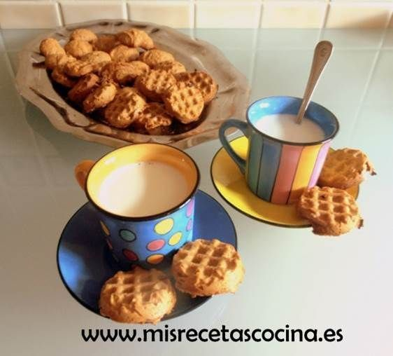Galletas de Manzana Thermomix (Sin Azúcar, Sin Leche, Sin Huevos, Sin Mantequilla)