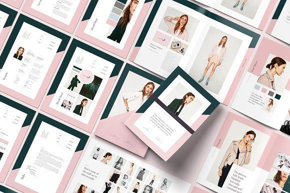 GALERIE Pitch Pack by Studio Standard on @creativemarket