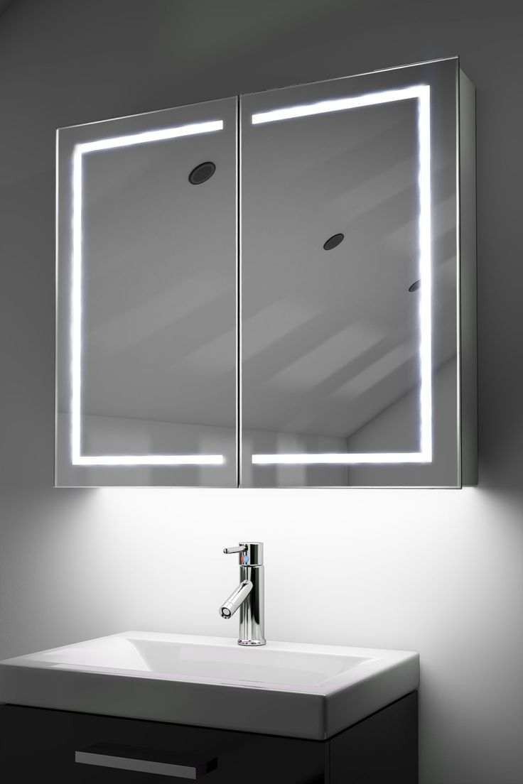 43 best bathroom vanity & led mirror images on pinterest | led