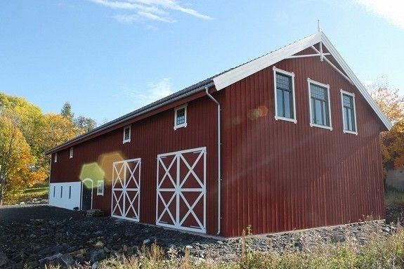 (1) FINN – Stålbuer til landbruk og industribygg