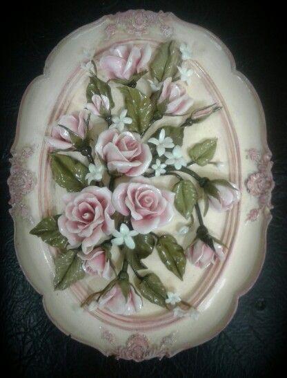 art by nilgün / cold porcelain