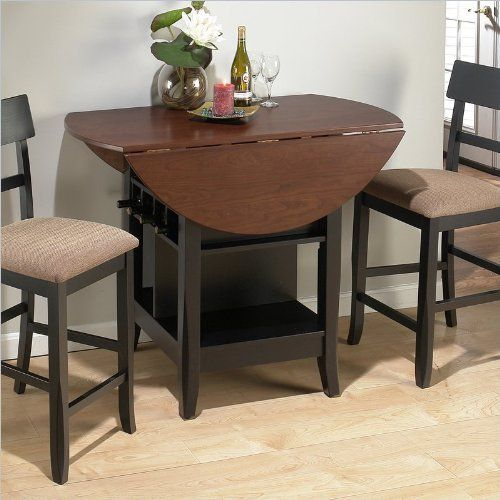 Pics Of Family Rooms With Small Bar Height Round Tables