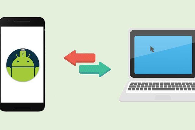 طرق نقل الملفات بين الجوال والكمبيوتر او العكس مدونة مداد