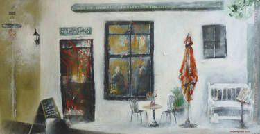 """Saatchi Art Artist GEORGE KARAFOTIAS; Painting, """"''SWEET LIFE''"""" #art"""
