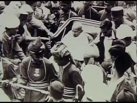 Mahatma Gandhi-Documentary - YouTube