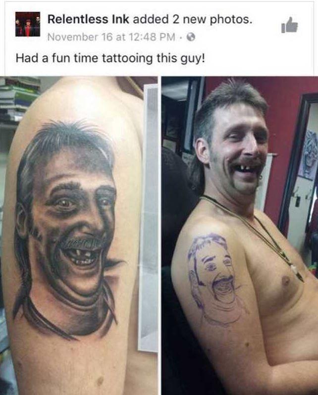 Funny Tattoo Meme : funny, tattoo, Funny, Memes, Funoramic, Tattoos,, Tattoo, Memes,, Pictures